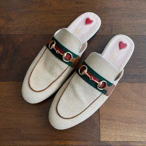 Authentic Gucci slipper